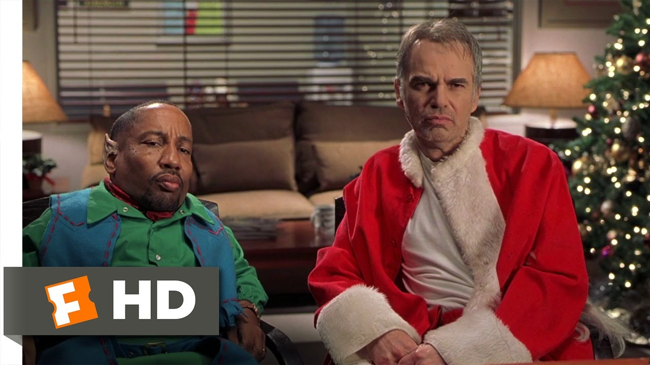 Bad Santa 412 Movie Clip You People 2003 Hd Youtube