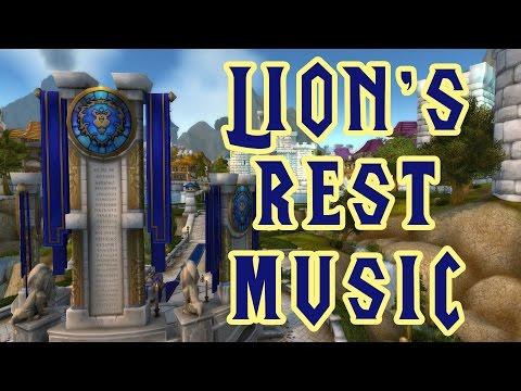 Lion's Rest Music - World of Warcraft Legion