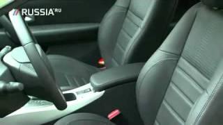 Renault Laguna Coupe (Тест-драйв)
