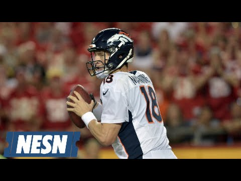 Peyton Manning, Broncos Rally To Beat Chiefs