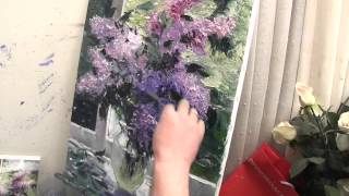 Сирень у окна, уроки малом для взрослых, начинающих в Москве, Сахаров