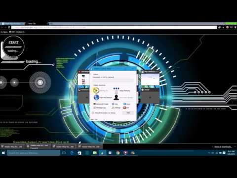 2016 How To Set Up Run A TOR Network Server Relay Or Bridge On Windows Or Mac OS X Online Anonymity