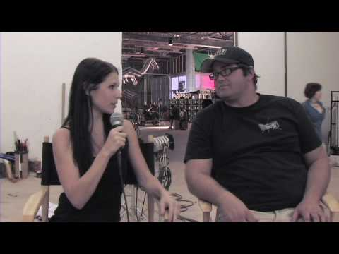 Phoenix Comicon 2010 Interview - Brian Skiba