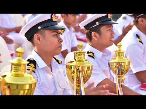 Myanmar Seaman ( Officer of the watch from MES-MTC)