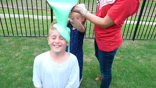 Loser Gets Slimed! (Gaming with Consequences 1) // K-City Family