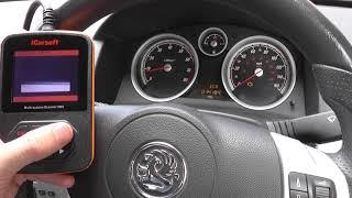 Opel Check Engine