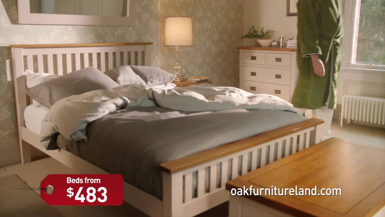 Oak Furniture Land Bedroom Furniture Oak Furniture Land Usa Commercial Youtube