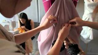 Easy Draping Skirt 01