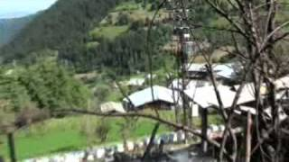 Şavşat Maden köyündeki yangın TEDAŞ Trafosundan çıktı...mpg