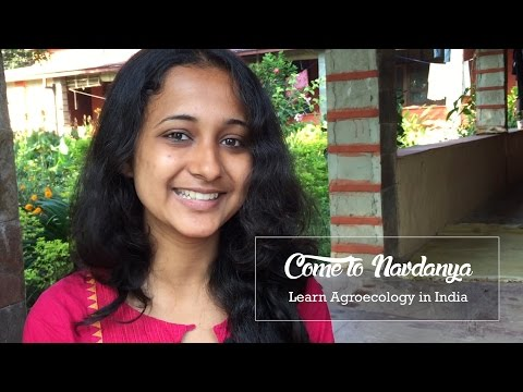 Come to Navdanya - Learn Agroecology in India