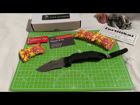 Unboxing 2.0 Mein neues EDC/ Pohl Force Bravo One Outdoor Gen.3 ES