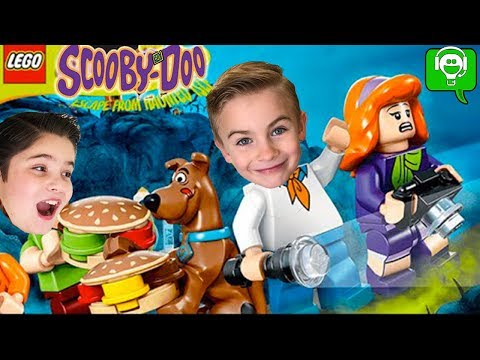 SCOOBY DOO Escape Haunted Isle Video Game APP with HobbyKidsGaming