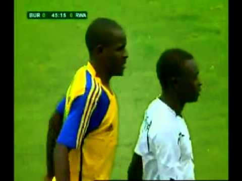 Charles_Tibingana rwanda international striker born in 1994