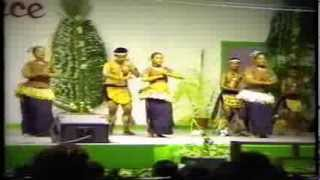 Youth Multicultural Dance Competition (Nauru) 2003 part 1