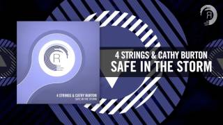4 Strings & Cathy Burton - Safe In The Storm + LYRICS (RNM)