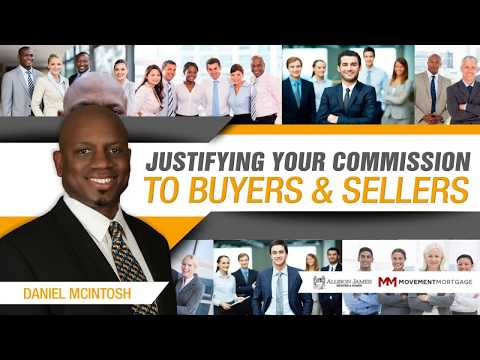 Justifying Your Commission to Buyers & Sellers - Fun Fact Friday