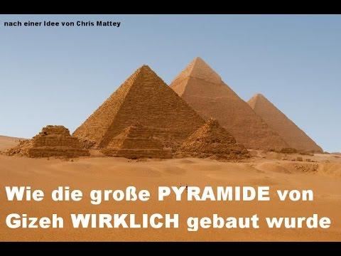 Wie Wurden Pyramiden Gebaut