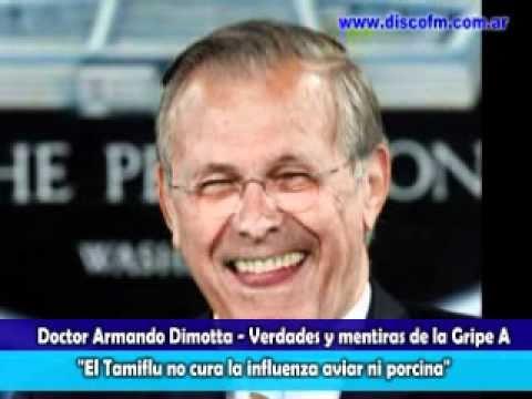 Doctor Dimotta - Mentiras y verdades del Tamiflu