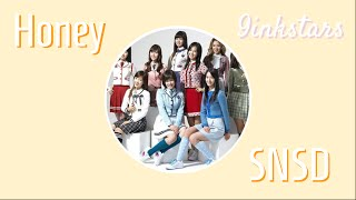 [MKOEnt] SNSD - Honey (Perfect for you) {9INKSTARS} Collab | Debut Follow Up