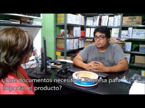Entrevista a la empresa Importadora JARDI'C SAC
