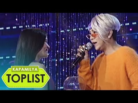Kapamilya Toplist: 10 'kilig' moments of Vice Ganda and Ate Girl that captivated our hearts