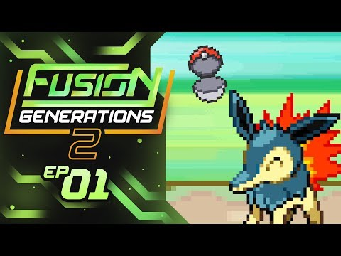Pokemon fusion generation rom download gba4ios