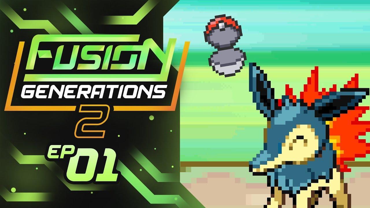 Pokemon fusion all gens game