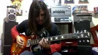 Ace Frehley - Snowblind (Guitar Cover)