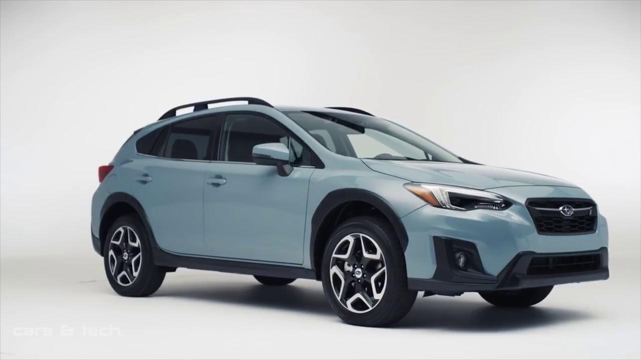 Elegant 2018 Subaru Crosstrek Redesign