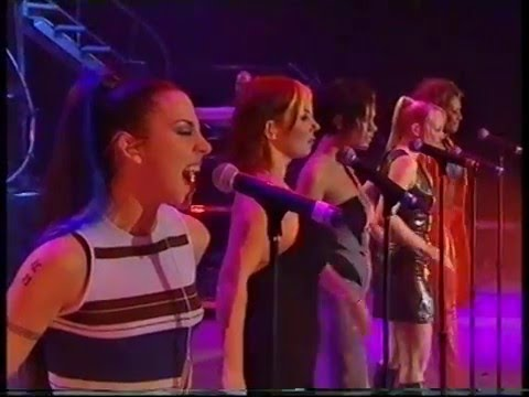 Spice Girls - Stop - Top Of The Pops - Friday 6th March 1998