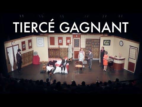 TIERCÉ GAGNANT / comédie de John Chapman par Coup de Théâtre