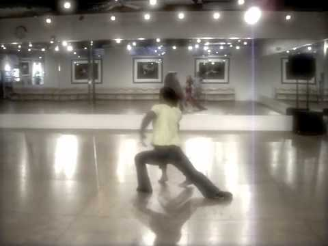Christi Paul Celebrity Dance Challenge 2010