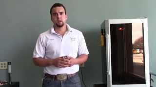 Appliancerepairvblog#1-  Wine Cooler Repair Magic Chef M# Mcwc30sv Replacing The Thermostat