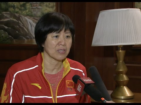 Chinese Women's Volleyball Team Sets Sights on Tokyo Olympics