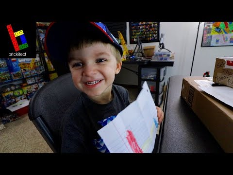 CLARK READS YOUR LETTERS DURING MAIL TIME!