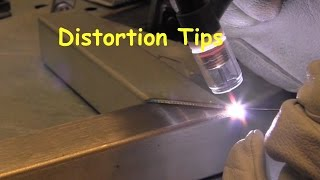 Welding Distortion Tips for Keeping it Square