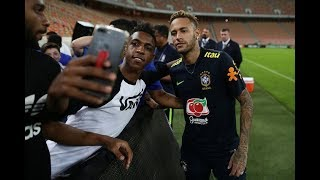 Brasil x Argentina | 16/10/2018 | Neymar Jr
