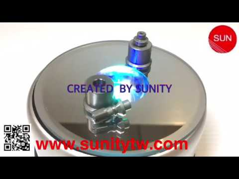 TAIWAN SUNITY Engine Parts Export DELIVERY VALVE ET FOR KUBOTA AGRICULTURE TYPE 360 degree