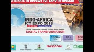 INDO-ICT AFRICA 2018. By Sadiyat Abah Dee. AIT. 14th May 2018