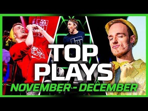 #KPNTOPPLAYS NOVEMBER - DECEMBER | LOGS3