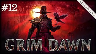 Let's Play: Grim Dawn — Co-op 「Livestream #12」