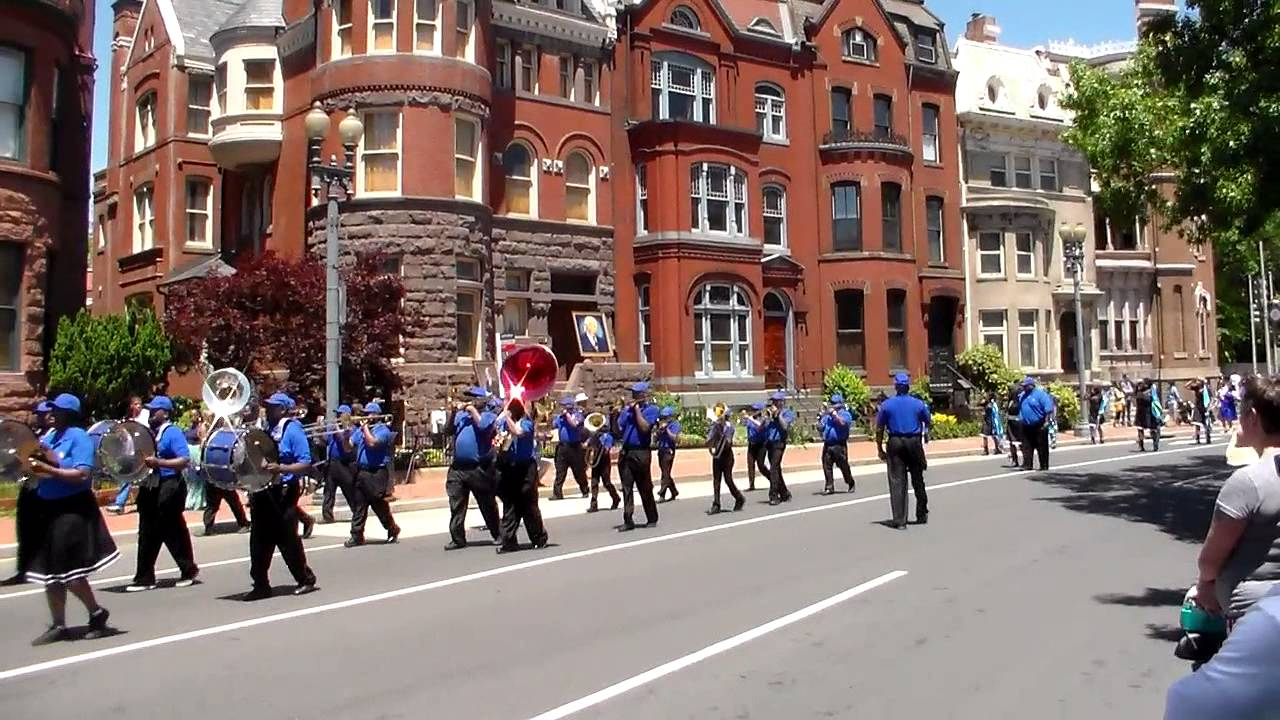 united house of prayer memorial day parade 2015 (1/3) - youtube