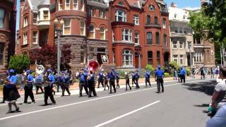 United House of Prayer Memorial Day Parade 2015 (1/3)