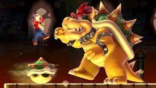 Super Mario Maker - 100 Mario Challenge #88 (Expert Difficulty)