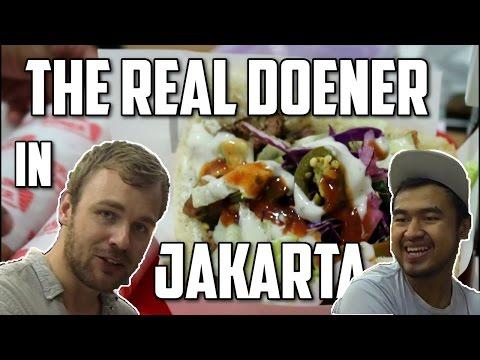 The only REAL Doener Kebab di Indonesia! Berlin Doener Jakarta - BuleKulineran| FVLOG #85