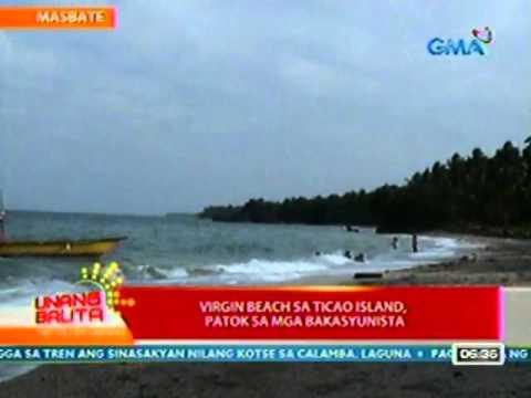 UB: Virgin Beach sa Ticao Island, patok sa mga bakasyunista (032712)