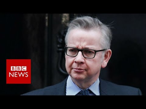 Brexit: Michael Gove says UK voters can change final deal - BBC News