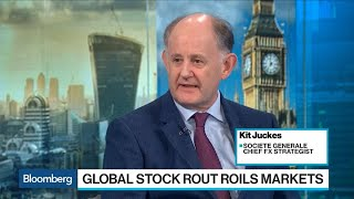 Bull Market and Economic Cycle are 'Done,' SocGen's Juckes Says