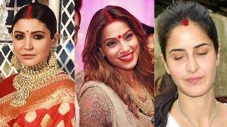 Gambar cover Sindoor Look of Top 9 Bollywood Actress