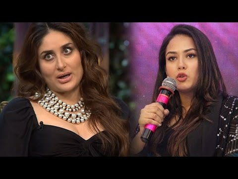 Thumbnail: Kareena's PERFECT Reply To Mira's Motherhood Comments | Bollywood News